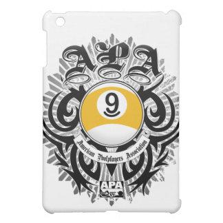 APA 9 Ball Gothic Design Cover For The iPad Mini