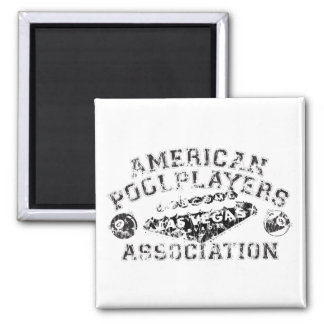 APA Distressed Design Magnet