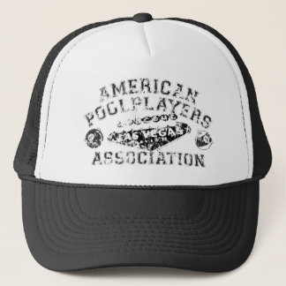 APA Distressed Design Trucker Hat