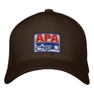 APA Full Color Logo Embroidered Baseball Cap