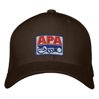 APA Full Color Logo Embroidered Hat