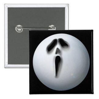 APA Ghost 15 Cm Square Badge