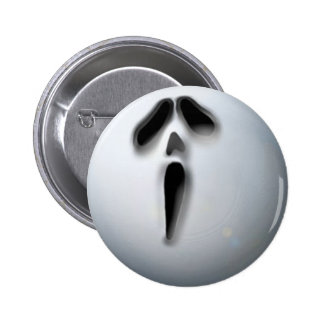APA Ghost 6 Cm Round Badge