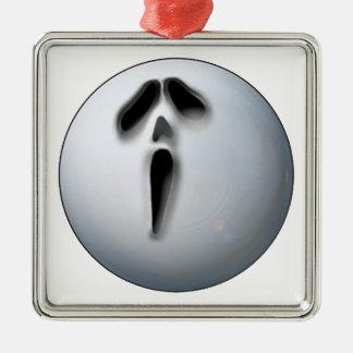 APA Ghost Christmas Ornament