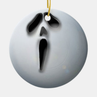 APA Ghost Christmas Ornament