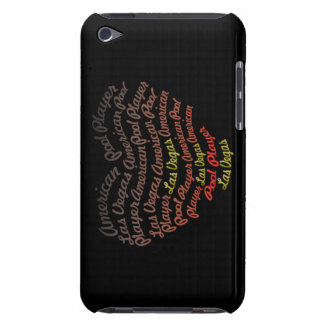 APA Heart Barely There iPod Cover