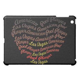 APA Heart iPad Mini Cover