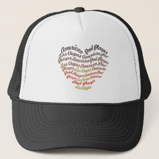 APA Heart Trucker Hat