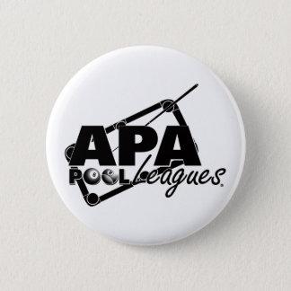 APA Leagues 6 Cm Round Badge