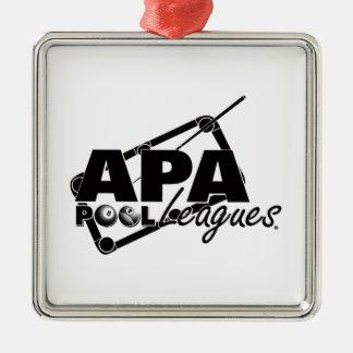 APA Leagues Christmas Ornament