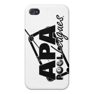 APA Leagues iPhone 4 Cover