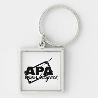 APA Leagues Key Ring