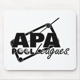 APA Leagues Mouse Mat