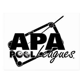 APA Leagues Postcard