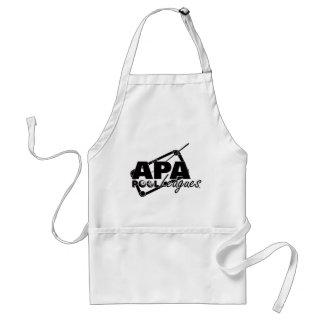 APA Leagues Standard Apron