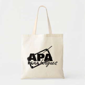 APA Leagues Tote Bag