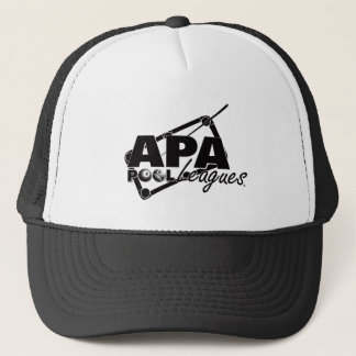 APA Leagues Trucker Hat