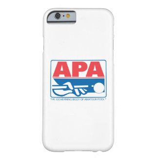 APA Logo Barely There iPhone 6 Case