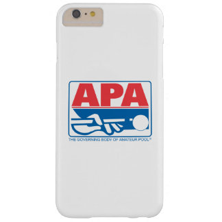 APA Logo Barely There iPhone 6 Plus Case