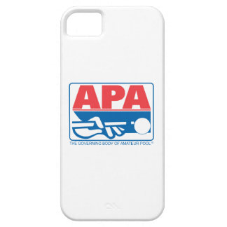 APA Logo Case For The iPhone 5