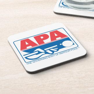APA Logo Coaster