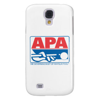 APA Logo Galaxy S4 Case