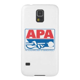 APA Logo Galaxy S5 Cover