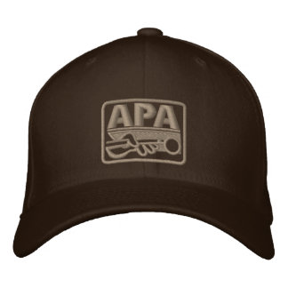 APA Logo - Grey Embroidered Hat