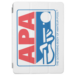 APA Logo iPad Air Cover