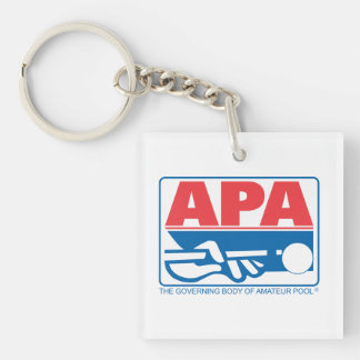 APA Logo Key Ring