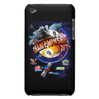 APA National Singles Championships Case-Mate iPod Touch Case