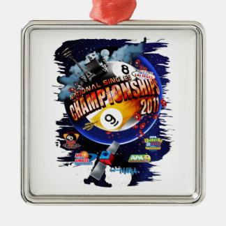 APA National Singles Championships Christmas Ornament
