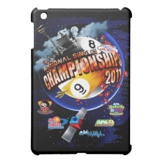 APA National Singles Championships Cover For The iPad Mini