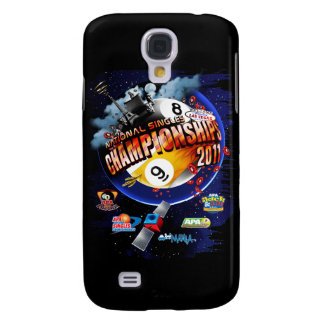 APA National Singles Championships Galaxy S4 Case