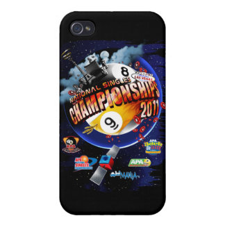 APA National Singles Championships iPhone 4 Covers
