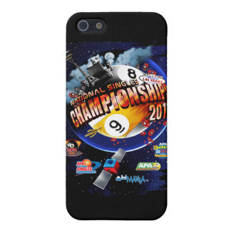 APA National Singles Championships iPhone 5/5S Cases