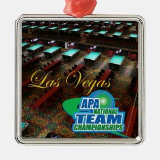 APA National Team Championships Christmas Ornament