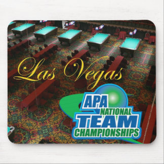 APA National Team Championships Mouse Mat