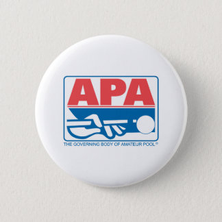 APA Original Logo 6 Cm Round Badge