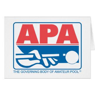 APA Original Logo Card