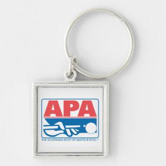 APA Original Logo Key Ring