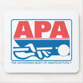 APA Original Logo Mouse Mat