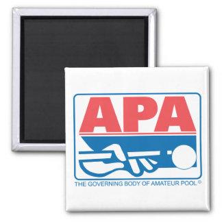 APA Original Logo Square Magnet