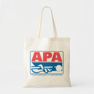 APA Original Logo Tote Bag