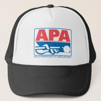 APA Original Logo Trucker Hat