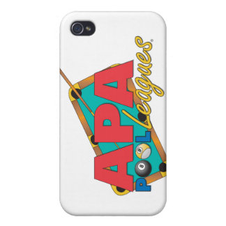 APA Pool Leagues Case For The iPhone 4