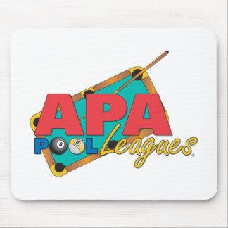 APA Pool Leagues Mouse Mat