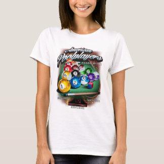 APA Pool Rack T-Shirt