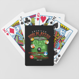 APA Since 1979 Bicycle Playing Cards