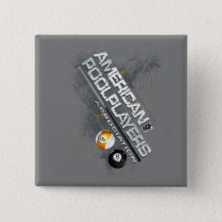 APA Slanted Design 15 Cm Square Badge